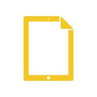 Screen Protector voor uw tablet (groot)